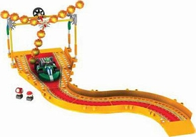 Mario Kart Wii K'NEX Exclusive Set #38438 Luigi vs. Fire Cogs