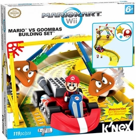 Mario Kart Wii K'NEX Set #38467 Mario vs The Goombas