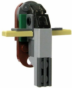 LEGO Star Wars LOOSE Micro Vehicle Slave-1 [Boba Fett Version]