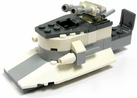LEGO Star Wars LOOSE Mini Vehicle Rebel Assault Speeder