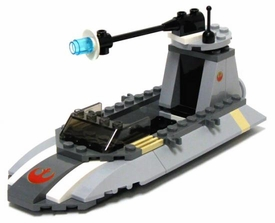 LEGO Star Wars LOOSE Vehicle Rebel Scout Speeder