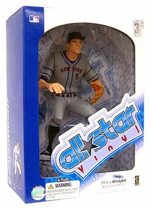 Upper Deck Authenticated All Star Vinyl Figure David Wright (Gray Jersey) Limited to 500 Pieces BLOWOUT SALE!
