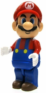 Super Mario Wii K'NEX LOOSE Mini Figure Mario