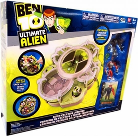 Ben 10 Ultimate Alien Playset Alien Creation Chamber [Includes Exclusive Ultimate Humungousaur]