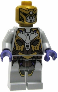 LEGO Marvel Super Heroes LOOSE Complete Mini Figure Chitauri Warrior