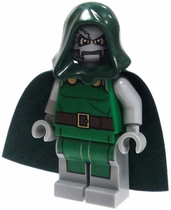 LEGO Marvel Super Heroes LOOSE Complete Mini Figure Dr. Doom