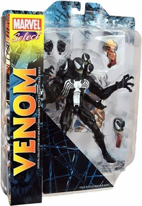 Marvel Select Action Figure Venom Pre-Order ships November