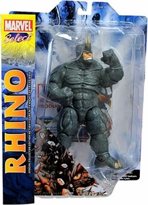 Marvel Select Action Figure Rhino