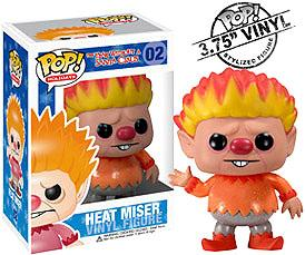 Funko POP! Year Without Santa Claus Vinyl Figure Heat Miser