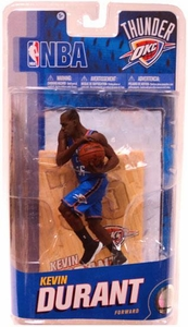 McFarlane Toys NBA Sports Picks Series 18 Action Figure Kevin Durant (Oklahoma City Thunder)