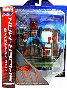 Marvel Select Action Figure Amazing Spider-Man Movie Spider-Man