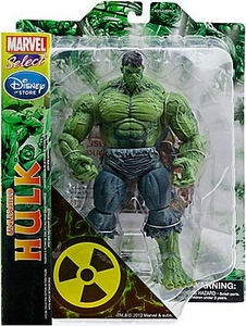 Marvel Select Exclusive Action Figure Unleashed Hulk