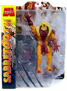 Marvel Select Action Figure Sabretooth