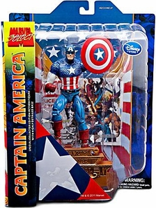 Marvel Select Exclusive Action Figure Captain America