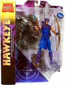Marvel Select Exclusive Action Figure Hawkeye