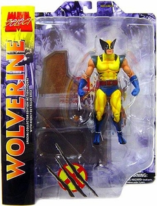 Marvel Select Action Figure Wolverine