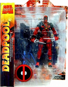 Marvel Select Action Figure Deadpool Hot! Pre-Order ships May