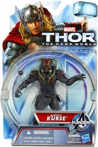 Thor The Dark World Action Figure Marvel's Kurse