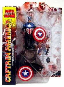 Marvel Select Action Figure Captain America [Bucky Barnes] New!