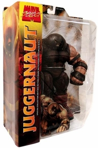 Marvel Select Action Figure Juggernaut [With Helmet] New!