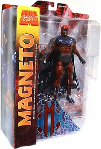 Marvel Select Action Figure Magneto [Helmet On] New!