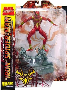 Marvel Select Exclusive Action Figure Iron Spider-Man