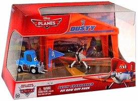 Disney Planes Pit Row Gift Pack Dusty Crophopper