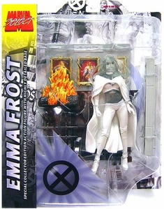 Marvel Select Action Figure Emma Frost [Diamond Version]