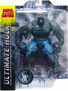 Marvel Select Action Figure Ultimate Hulk [GREY] Pre-Order ships March