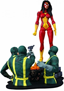 Marvel Select Action Figure Spider-Woman [Jessica Drew]