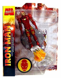 Marvel Select Action Figure Iron Man