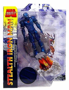 Marvel Select Action Figure Stealth Iron Man