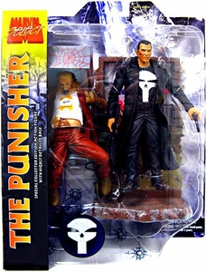 Marvel Select Action Figure Punisher