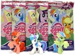 My Little Pony Friendship is Magic Combo Pack [5 Enterplay Trading Card Fun Packs & 3 Loose Hasbro PVC Ponies]