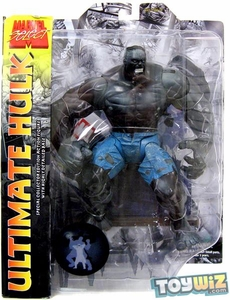 Marvel Select 'All Star' Action Figure Ultimate Hulk [Grey]