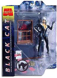 Marvel Select Action Figure Black Cat