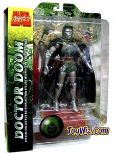 Marvel Select Action Figure Dr. Doom New!