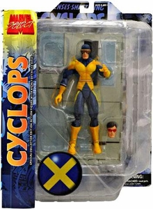 Marvel Select Action Figure Cyclops [X-Factor Variant]