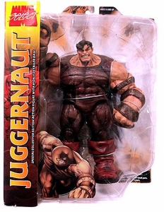 Marvel Select Action Figure Juggernaut [NO Helmet]
