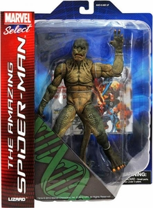 Marvel Select Action Figure Lizard [Amazing Spider-Man Movie]