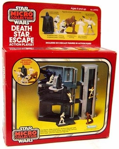 Star Wars Vintage Micro Collection Playset Death Star Escape