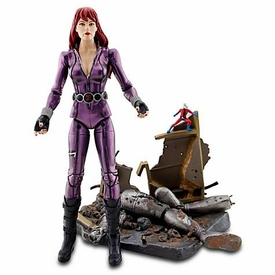 Marvel Select Exclusive LOOSE Action Figure Black Widow