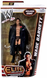 Mattel WWE Wrestling Elite Series 18 Action Figure Wade Barrett