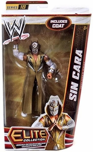 Mattel WWE Wrestling Elite Series 18 Action Figure Sin Cara