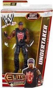 Mattel WWE Wrestling Elite Series 18 Action Figure Undertaker [American Badass]