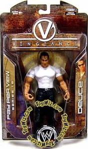 WWE Wrestling Action Figure PPV Pay Per View Series 16 Vengeance Deuce
