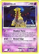 Pokemon Single Cards Burger King 2009 Promo Cards