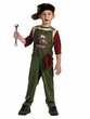 Disney's Cars #6421 Tow Mater Mechanic Costume (Child Small Size 4-6)