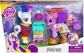 My Little Pony Friendship is Magic Exclusive Fashion Style 2-Pack Princess Cadance & Shining Armor