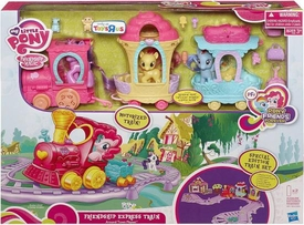 My Little Pony Friendship is Magic Exclusive Express Train [Around Town Playset]
